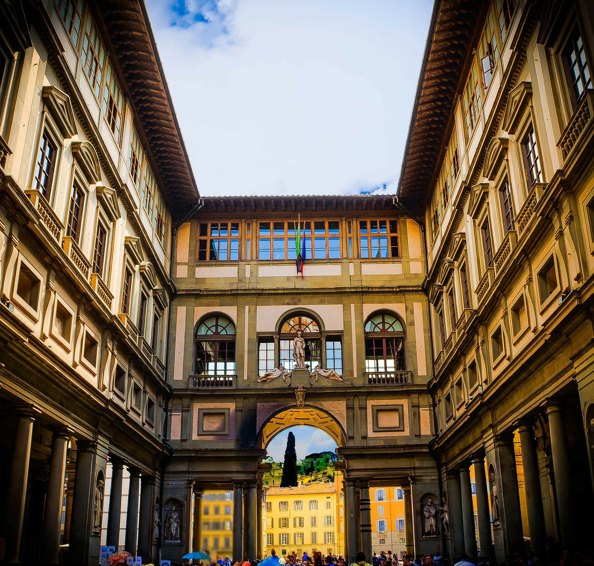 Uffizi Gallery Private Guided Tour