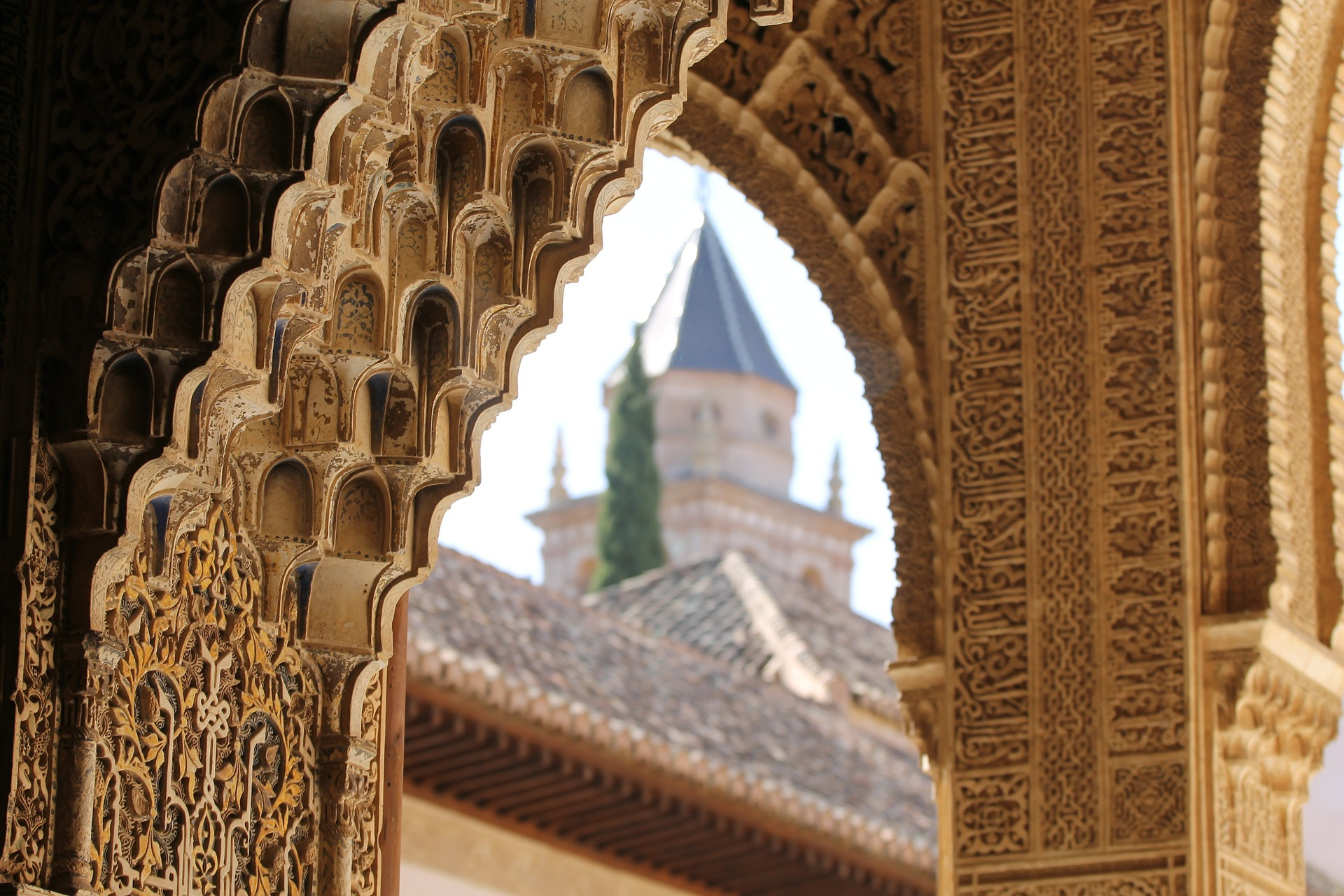 Granada city, Royal Chapel, Cathedral and Cartuja Monastery