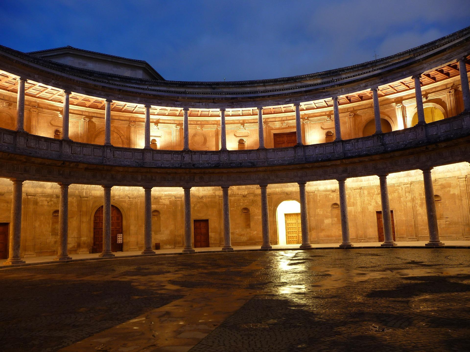 Full day tour Sevilla to Granada
