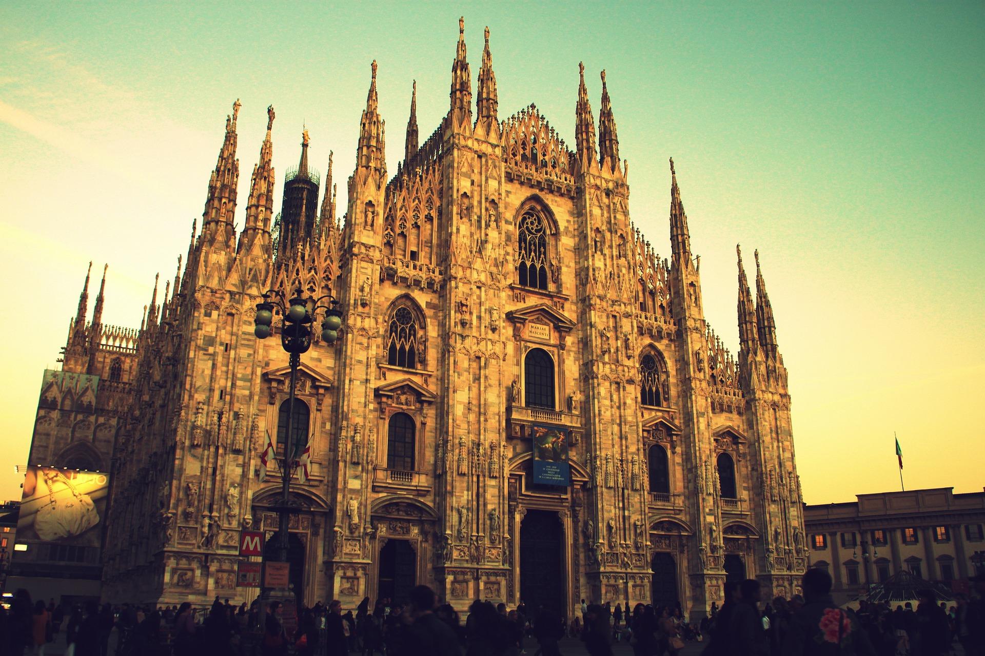 Milan Full Day Tour