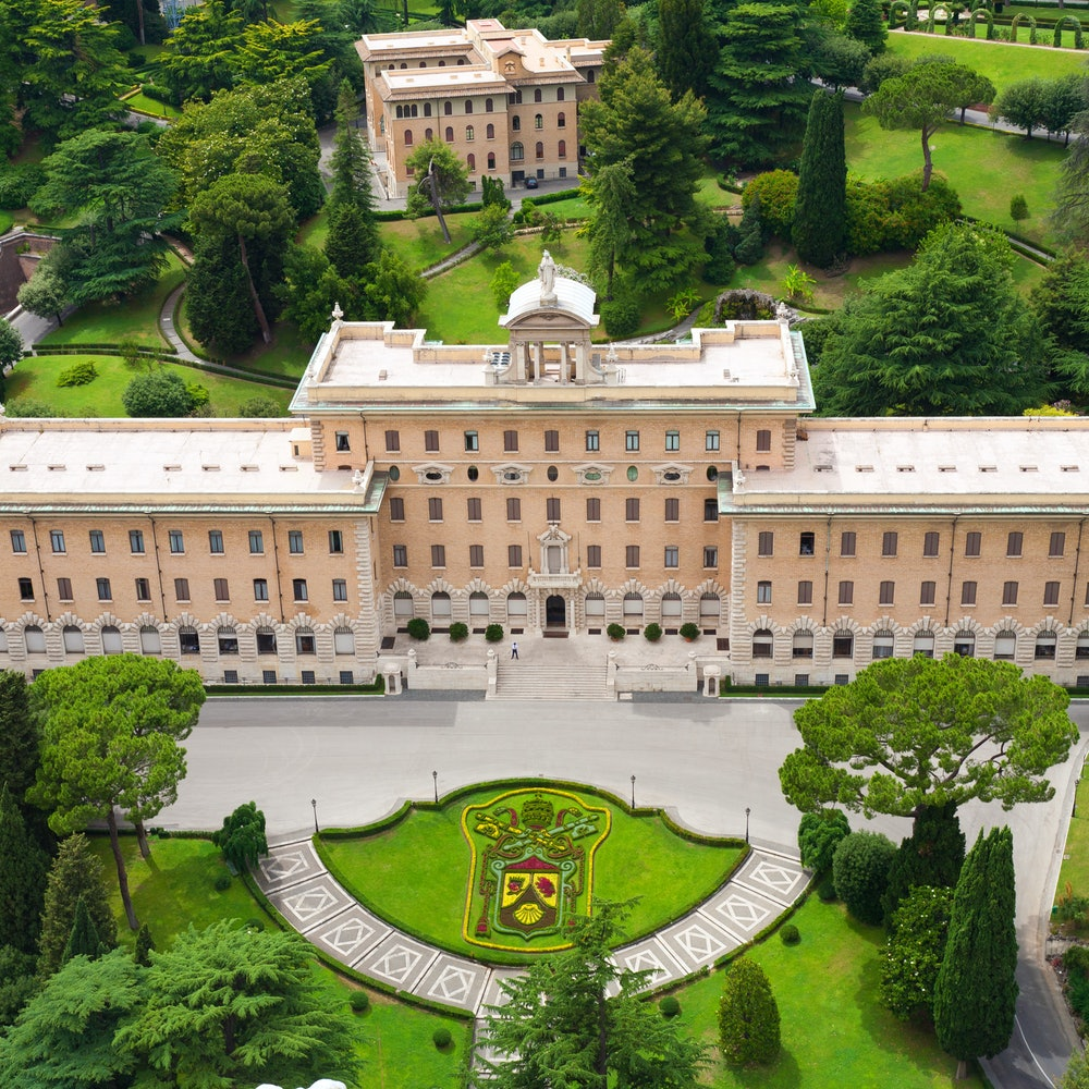 Vatican Gardens: Guided Tour in Italian + Vatican Museums